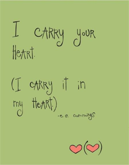 carry your heart