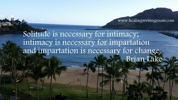 Solitude intimacy quote2