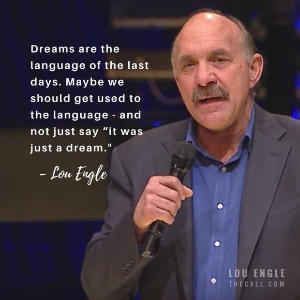 Lou Engle on dreams