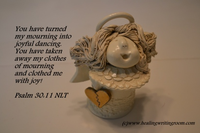 Ceramic (c) Tina Goolsby. Image (c) www.healingwritingroom.com
