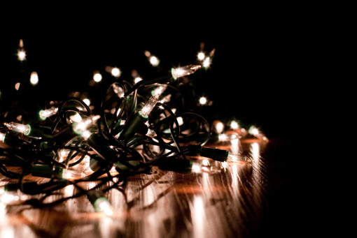 """Tangled Light"" by Tom Cochrane, flickr creative commons"