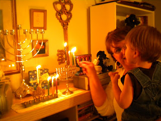 chanukkah Gailand grand