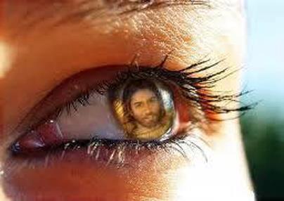 Jesus eye