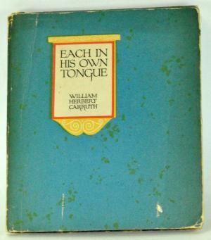 eachowntongue-book