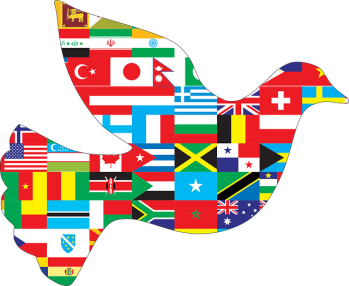 peace-dove-politics-flags