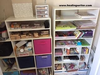 Craft supplies organz HW