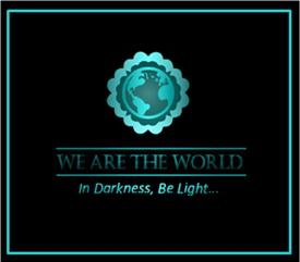 We are world badge