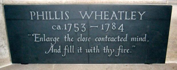PhillisWheatley quote