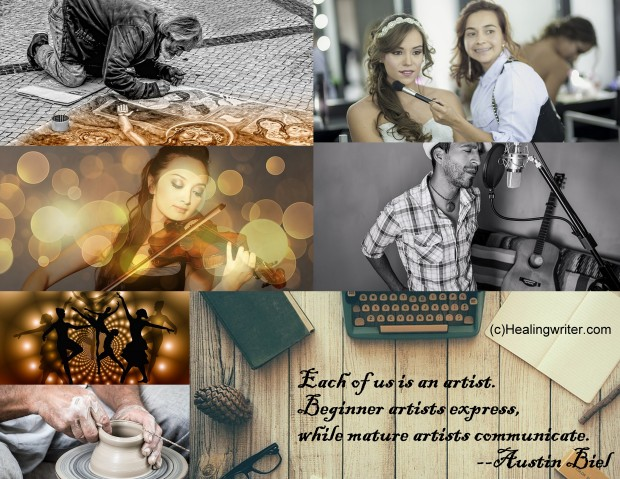 Art collage meme A Biel quote