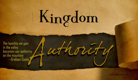 Kingdom authority GC quote