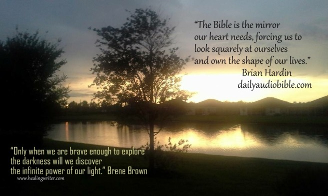 Bible BrianHardin quote mirror darkness