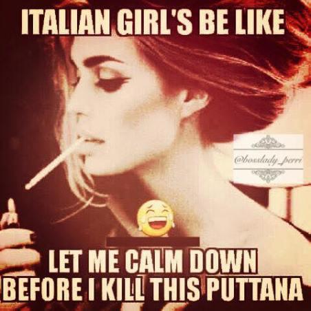 anger Italian style
