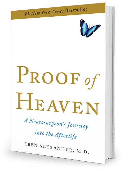 Proof-of-Heaven book cover Eben Alexander